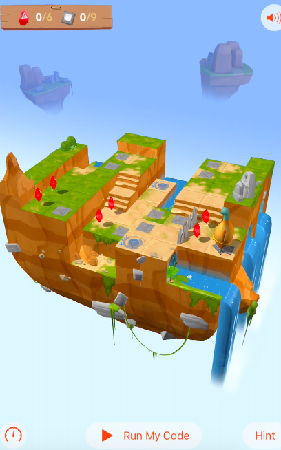 Roll Right, Roll Left - Swift Playgrounds - Apple Swift