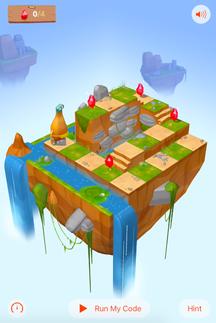 Conditional Climb - Swift Playgrounds - Apple Swift